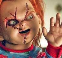 """""""Chucky"""" regresa renovado, a 30 años del estreno de su primera película. Foto: Archivo"""