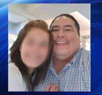 GUAYAQUIL, Ecuador.- Jurista habría tenido un vínculo amoroso con una de las sospechosas del crimen. Foto: Captura Video.