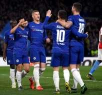 Chelsea es uno de los semifinalistas.