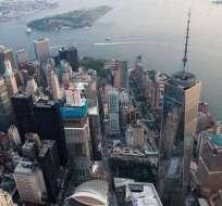 Concejo municipal obligará a rascacielos a reducir sus emisiones para 2030. Foto: Archivo AFP