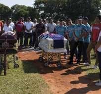MINATITLÁN, México.- En 2018 se registró la cifra más alta de asesinatos en el país azteca. Foto: AFP