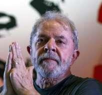 Expresidente de Brasil busca revertir la condena por corrupción pasiva y lavado de dinero. Foto: Archivo AFP