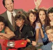 El primer capítulo de la serie fue emitido el 20 de agosto de 1989.