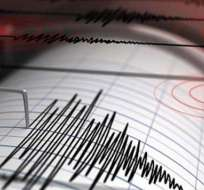 No se reportaron por el momento daños o víctimas a causa del temblor.
