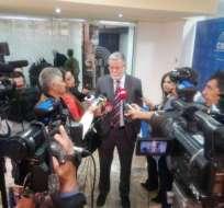 ECUADOR.- En los organismos electorales aún faltan por atender los pedidos de recuento de votos. Foto: API