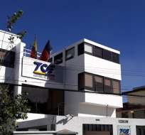 ECUADOR.- Johnny Terán, prefecto electo de Los Ríos, anunció demandas en contra del juez del TCE. Foto: Internet