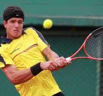 Emilio Gómez, tenista ecuatoriano.