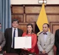 QUITO, Ecuador.- En 30 días se elaborará el reglamento que regirá este comité.