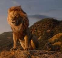 """Los realizadores de """"El Rey León"""" pretenden captar la atención de una nueva generación de niños. Foto: Captura Video."""