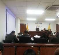 Piden que se anule el caso Froilán Jiménez. Foto: Twitter