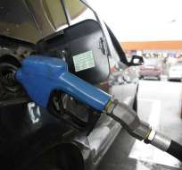 ECUADOR.- Según el nuevo tarifario de Petroecuador, el costo tuvo un incremento de $0,30 este mes. Foto: Archivo