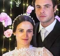 Sérgio Guizé y Bianca Bin se casaron en la vida real en ceremonia indígena. Foto: Internet