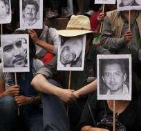 En México, ser periodista significa caminar al filo de la muerte. Foto: AP