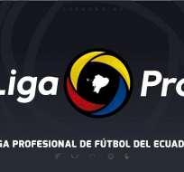 Logo de LigaPro de Ecuador.