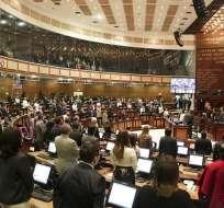 La elección de las nuevas autoridades de la Asamblea será el 14 de mayo. Foto: Archivo