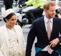 El bebé de Meghan Markle y Harry es el octavo bisnieto de la reina Isabel II.