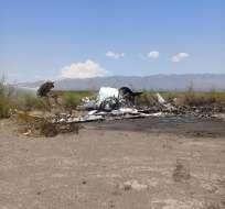 Autoridades informan que no se espera que hayan sobrevivientes. Foto: Telediario Saltillo
