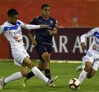 Partido entre Liga y San José jugado en Oruro.