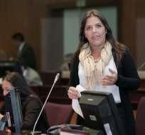 ECUADOR.- La exvicepresidenta se enfrentará a los tribunales el próximo 15 de mayo. Foto: Archivo