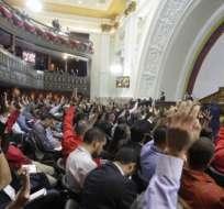La Constituyente los acusa de participar en la sublevación liderada por Juan Guaidó. Foto: versionfinal.com.ve