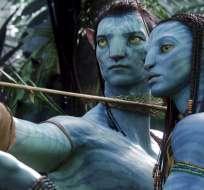 """Las dos películas siguientes de """"Avatar"""" se moverán ahora a 2023 y 2025, respectivamente. Foto: AP"""