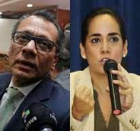 ECUADOR.- Los exfuncionarios son investigados por supuestamente recibir aportes para Alianza PAIS. Foto: API