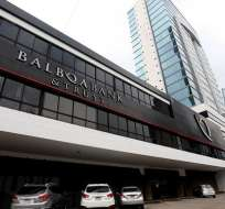 La cuenta en el Balboa Bank de Panamá está a nombre de la compañía Ina Investment. Foto: La Prensa