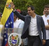Venezolanos se concentran en repudio a Maduro. Foto: AFP