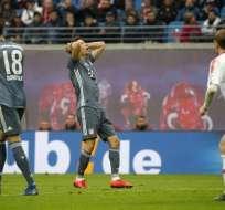 Los dirigidos por Niko Kovac empataron 0-0 con el Leipzig y el Borussia Dortmund ganó. Foto: ODD ANDERSEN / AFP