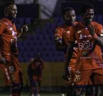 Los 'puros criollos' vencieron 2-1 a Guayaquil City. Foto: API