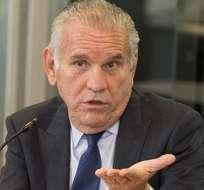 Fiscalía cita a Santiago Cuesta por caso 'Arroz Verde'. Foto: Archivo