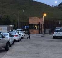 Este domingo 12 de mayo, un privado de libertad falleció en la cárcel de Turi. Foto: Cortesía