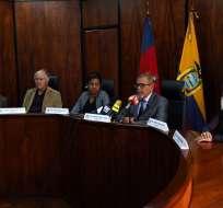 QUITO, Ecuador.- El Tribunal Contencioso Electoral resolvería esta tarde las causas pendientes. Foto: Archivo API
