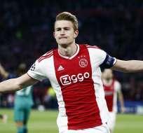 El holandés es el capitán más joven en la historia.