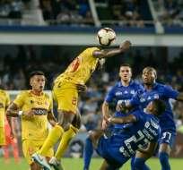 Barcelona superó 1-0 a Emelec en el Clásico del Astillero.