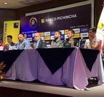 Lanzamiento de la Liga de Las Estrellas de la LigaPro.