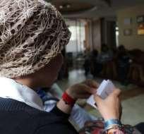 Además, denunciaron que los exámenes previo a las quimioterapias también están escaseando. Foto: Flickr del Gobierno