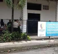 BABAHOYO, Ecuador.- El hombre compartía celda con otros 7 privados de libertad. Foto: Aldía.com.ec