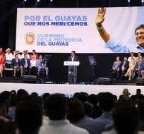 Inicia la auditoría en la prefectura del Guayas. Foto: Gobierno Provincia Guayas