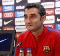 Ernesto Valverde continuará en el equipo.