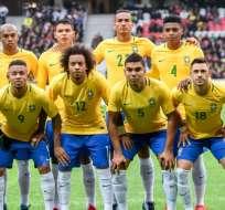 Brasil es uno de los favoritos para ganar el torneo.