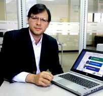 Galarza funge como director ejecutivo del Arcsa desde febrero del 2017.