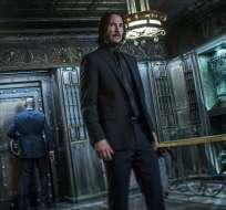 """John Wick"": la película que destronó ""Avengers: Endgame"". Foto: AP"
