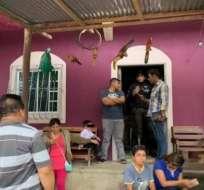 Hallan muerta a joven dentro de su casa en Manabí. Foto: Twitter