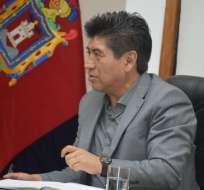 El alcalde de Quito es acusado por el delito de omisión de medidas de protección durante el paro nacional. Foto: Archivo