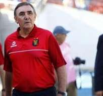 El argentino Jorge Pautasso estuvo 5 meses en el equipo peruano. Foto: Tomada de movistardeportes.pe