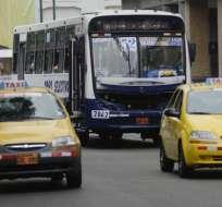 El 75% de las multas de tránsito se pagarán con trabajo comunitario. Foto: Archivo
