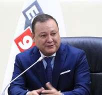 El ex secretario de Seguridad del Municipio de Quito fue designado este miércoles. Foto: ECU 911