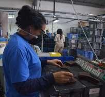 ECUADOR.- Los contratos de emprendimiento, por tres años, preocupan al sector obrero. Foto: Archivo