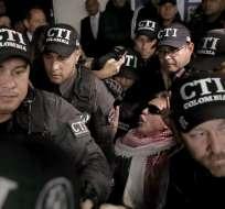 Informe periodístico alerta riesgo de ejecuciones de civiles a manos de militares. Foto: AFP